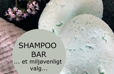 SANS Care shampoo bar - et miljøbevidst valg, drop emballagen